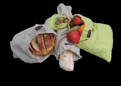 Nos sacs à vrac et à pain