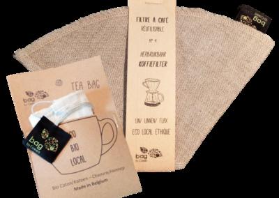 Infusette à thé & filtre café